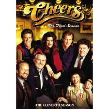"The cast of ""Cheers."""