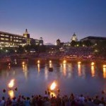 WaterFire: Art & Soul of a City  Lights Up Rhode Island PBS